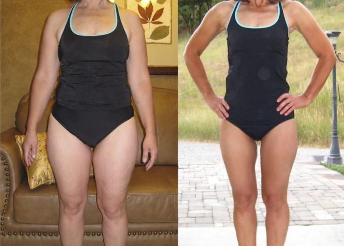 похудеть на пп за 2 месяца