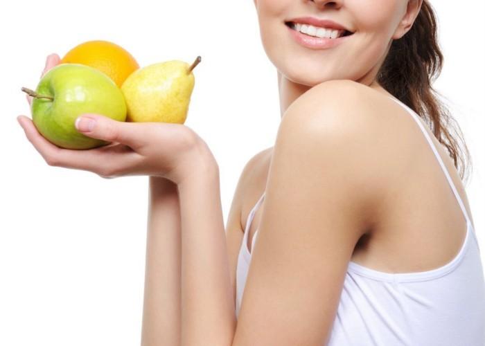 расписание правильного питания для похудения